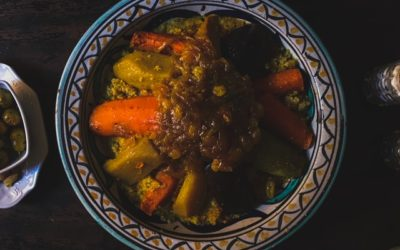 Couscous, listed in the intangible heritage of Unesco
